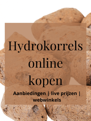 Hydrokorrels online kopen