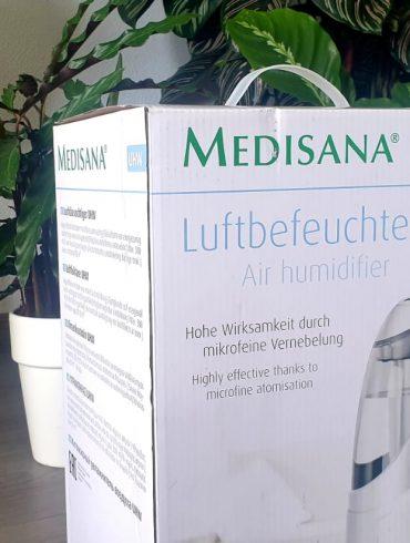 Medisana UHW Luchtbevochtiger review