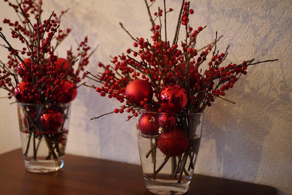 6 eenvoudig te maken kerstdecoraties